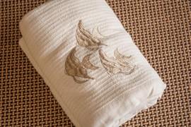 Bath Towel Fish